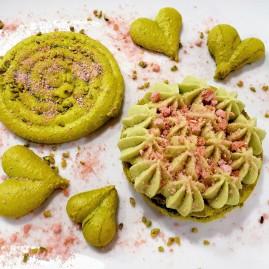 Les macarons de la Saint Valentin à Atelier à la carte - La Rochelle