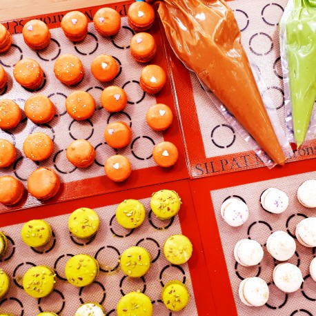 Les macarons folie à Atelier à la carte - La Rochelle