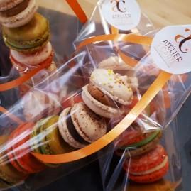 Les macarons ADDICT à Atelier à la carte - La Rochelle
